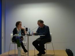 Susanne Stephan und Volker Friebel
