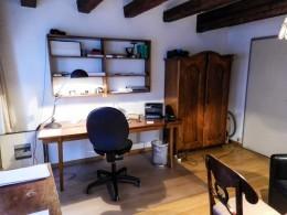 Arbeitszimmer der Stipendiatenwohnung