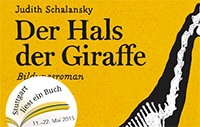 Logo: Stuttgart liest ein Buch 2015