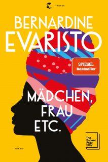 Cover Evaristo