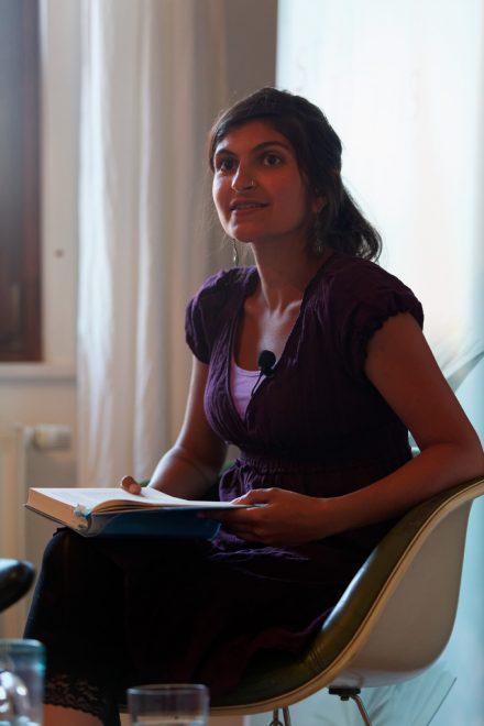 Shida Bazyar (Foto: BW Stiftung/Dr. Sebastian Schulz)
