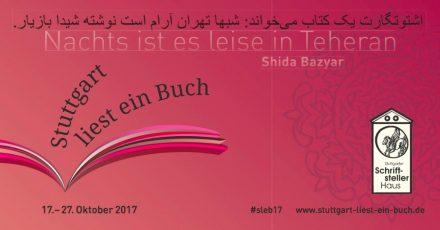 Titelseite des Programmheftes zu »Stuttgart liest ein Buch 2017«