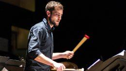 Johannes Werner (Foto: Daidalos Percussion)