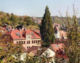 Herbstliche Ernte in Welschkornhausen. Lesung und geselliges Beisammensein
