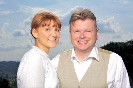 Lilian Wilfart und Wolfgang Tischer © Birigit-Cathrin Duval