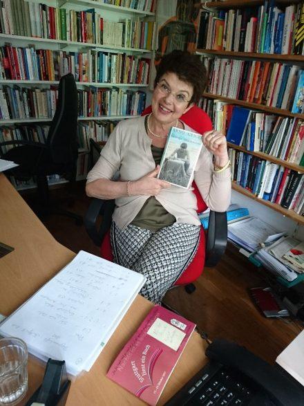 """""""Der Roman fasst mich persönlich tief im Innersten"""" Astrid Braun über """"Unter der Drachenwand"""""""
