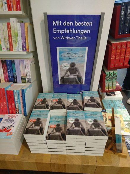 Die Drachenwand in den Stuttgarter Buchhandlungen 3