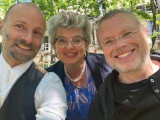 Urs Mannhart, Astrid Braun, Wolfgang Tischer