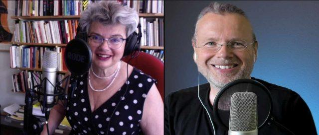 Vorbereitet für den Sommer: Astrid Braun und Wolfgang Tischer