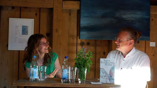 Anna Katharina Hahn und Wolfgang Tischer