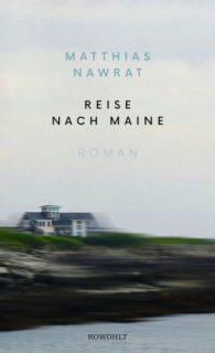 Buchcover von Matthias Nawrat, Reise nach Maine