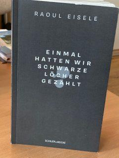"""Cover """"Löcher"""" © Astrid Braun"""